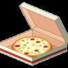 Коробка к пицце